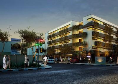 GRANDMAS HOTELS @ LEGIAN