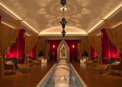 CHANTARA SPA DOHA